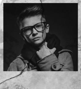 Polaroid zniszczony- FotoBlysk