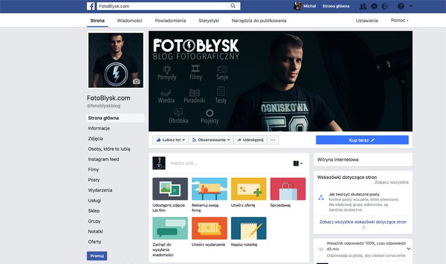 facebook fotografia