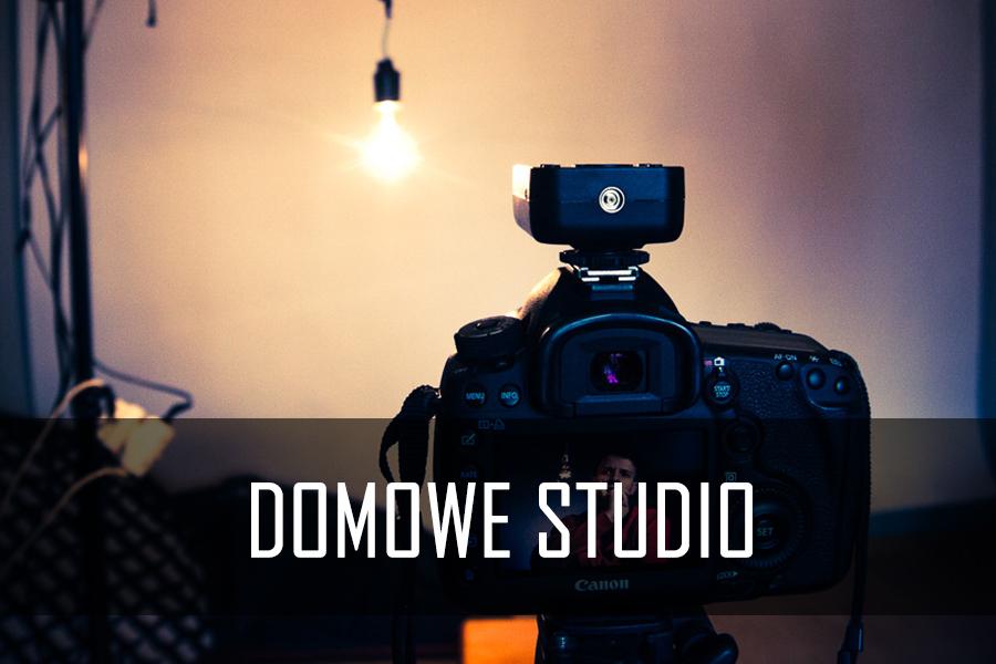 Studio Fotograficzne W Domu I Proste Tło Fotoblysk
