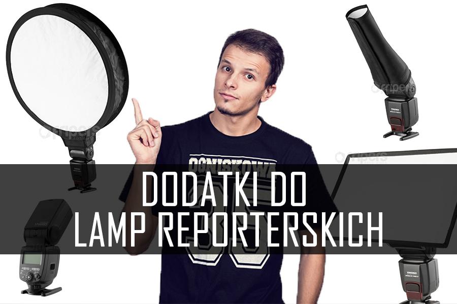 Akcesoria Do Reporterskiej Lampy Błyskowej Fotoblysk